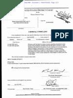 Martinez-Leal & Hoyos-Avila Complaint