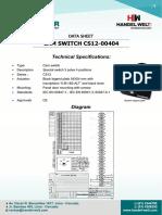 ITALWEBER CS12-00404