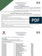 Convocação Para Fase i Comprovação de Títulos Edital 73 Etapa 1 Assistente Administrativo 22-05-18 08h30 Às 11h30 e Das 14h00 Às 17h00