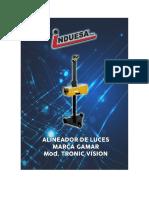 D006-Alineador de Luces - GAMAR - Tronic Vision