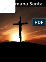La Semana Santa es la conmemoración anual cristiana de la Pasión.docx