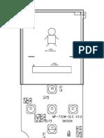 Serigrafia Dos Componentes Superior mPmovie N2