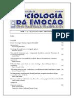 Sociolagia da Emoção - Revista Brasileira.pdf
