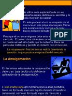 Amalgamacion Del Oro - Retorta