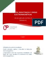 CG-Sem10-Inducción, Inductancia y Ondas Electromagnéticas