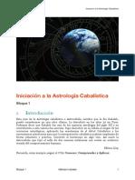 Astrología 1 Basic