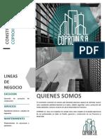 Brochure Coproin 2018