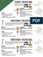 Pantógrafo Profesional