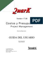 Manual QuarK Esp