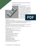 ATP1006 2 Timer Switch