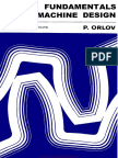 2 Fundamentals of Machine Design by p Orlov