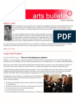 Arts Bulletin 11 by John Pinching