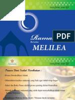 RamadhanBersamaMelilea.ppt