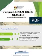 Slaid PBD Kursus Orientasi 2018 Updated 1.3.2018