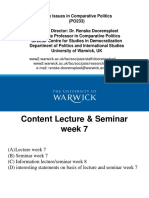 Week 7 Lecture Internet