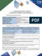 Guía de Actividades y Rúbrica de Evaluación Fase 1_Revisión Inicial Del Curso