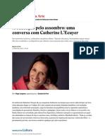 A Educação Pelo Assombro_ Uma Conversa Com Catherine L'Ecuyer