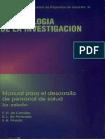Metodologia de la Investigacion Manual para el Desarrollo de Personal de Salud.pdf