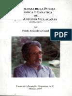 Antologia de la Poesía - Villacañas