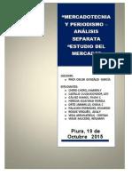 Trabajo de Mercadotecnia en Grupo Capitulo 4