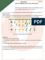 Bio Note Genetics 1