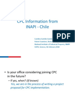 Cpc Annual Meeting i Nap i Chile February 2018