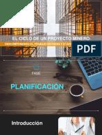 PROYECTOS- FASE DE  Planificación