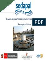 Presentación Sr. Gustavo de Vinatea Bellatín SEDAPAL (1)