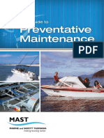 MAST Preventative Maintenance Guide