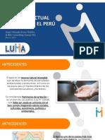 07.03.2017 PPT Situación Actual Del Agua en El Perú