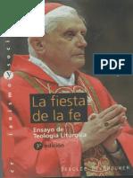 La Fiesta de la Fe, Ratzinger.pdf