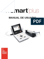 Manual de uso motor de endodoncia xmart plus