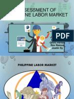 Philippine Labor Market