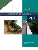 Asentamiento de Talud Sector Juan Guerra