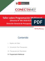 260518 Programación Multianual (1) EXPOSICION HUARAL