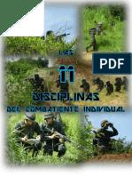 11 Disciplinas(1)