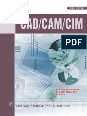 Cadcam+Reference+Text+Book | Automation | Databases