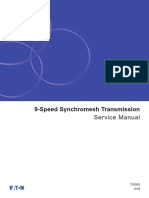 Eaton 9 Speed Service Manual
