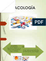 FARMACOLOGÍA bioseguridad