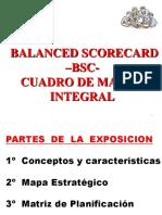 Direccion Estrategica Cap. 4 Balanced Scorecard