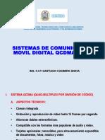 11 Tema XI Sistemas Celulares Digitales QCDMA Y JDS