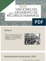 Cronología de La Psicología Laboral