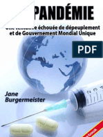 Fausse Pandemie... Une tentative échouée de dépeuplement et de Gouvernement Mondial Unique