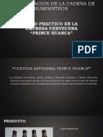 Administración de La Cadena de Suministros- prince huanca