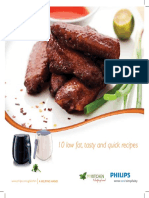 Airfryer Recipe Book Singapore