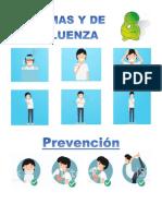 Síntomas de La Influenza