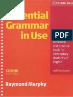 English in Use - Essential grammar With Key.pdf