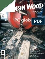 Robin Wood Magazin 2/2008