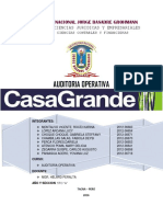 Casa Grande Auditoria Operativa