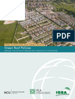 IGRA Green Roof Policy Guideline